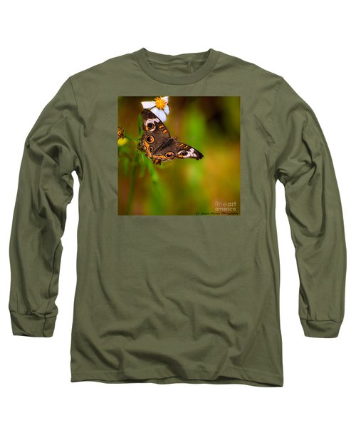 Butterfly One Long Sleeve T-Shirt