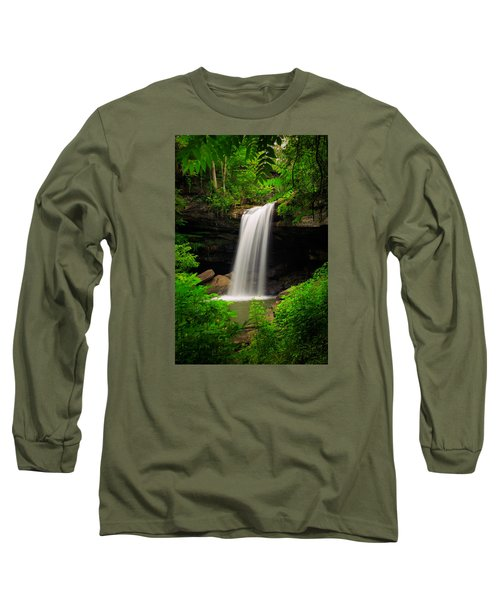 Buttermilk Falls Long Sleeve T-Shirt