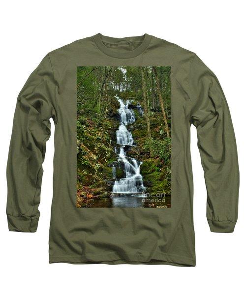 Buttermilk Falls Spring Long Sleeve T-Shirt