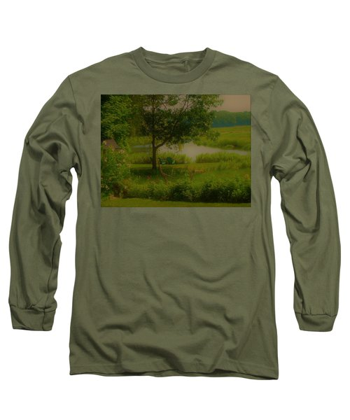 By The Little River Long Sleeve T-Shirt