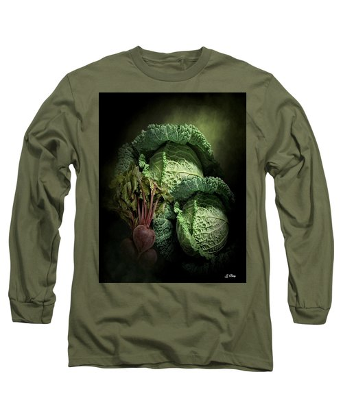 Cabbage 2 Long Sleeve T-Shirt