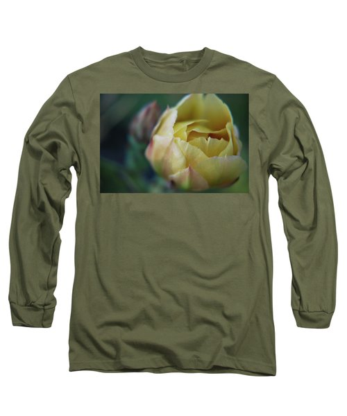 Cactus Beauty Long Sleeve T-Shirt
