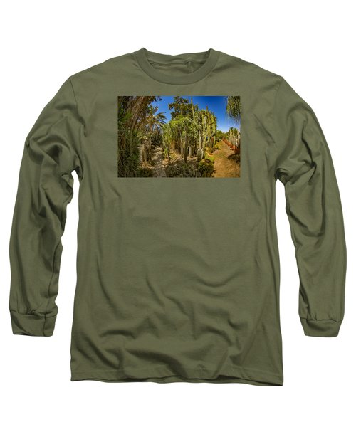 Cactus Jungle Long Sleeve T-Shirt