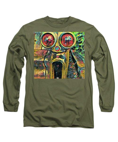 Cadillacasauraus Long Sleeve T-Shirt
