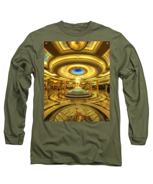 Caesar's Grand Lobby Long Sleeve T-Shirt