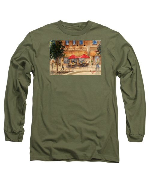 Cafe Chocolate Long Sleeve T-Shirt