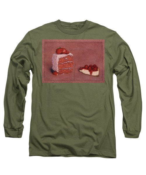 Cakefrontation Long Sleeve T-Shirt