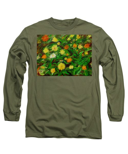 Calendula Long Sleeve T-Shirt
