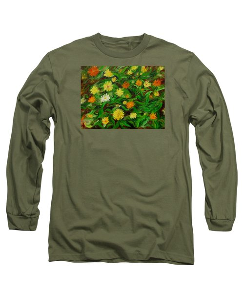 Calendula Long Sleeve T-Shirt