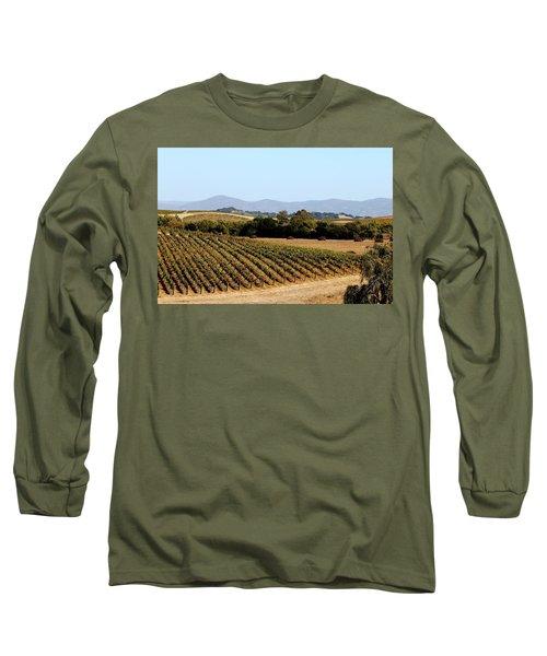 California Vineyards Long Sleeve T-Shirt