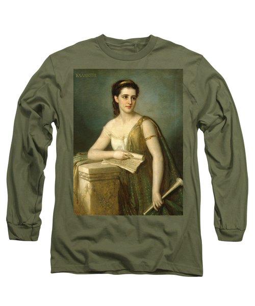 Calliope Long Sleeve T-Shirt