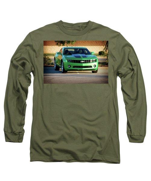 Camaro Origional Long Sleeve T-Shirt