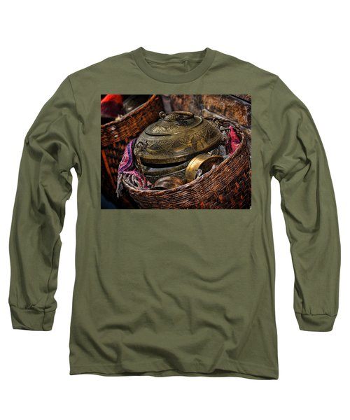 Camelback 8850 Long Sleeve T-Shirt by Sylvia Thornton