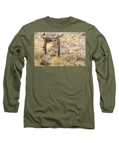 Doorway To Nowhere Long Sleeve T-Shirt