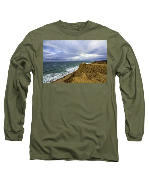 Camp Hero Bluffs Long Sleeve T-Shirt
