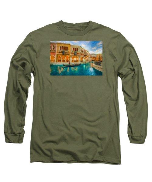 Canal Long Sleeve T-Shirt