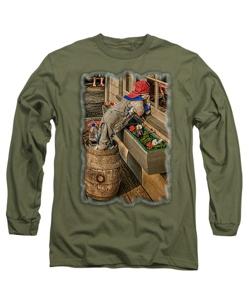 Candy Store Delight Long Sleeve T-Shirt