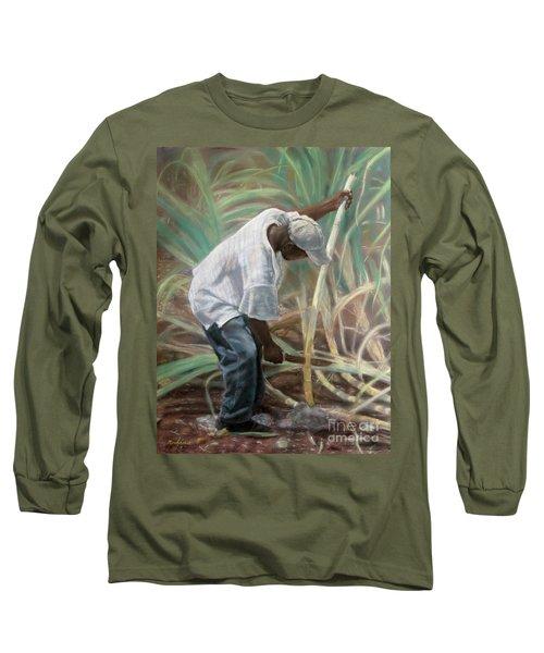 Cane Field Long Sleeve T-Shirt