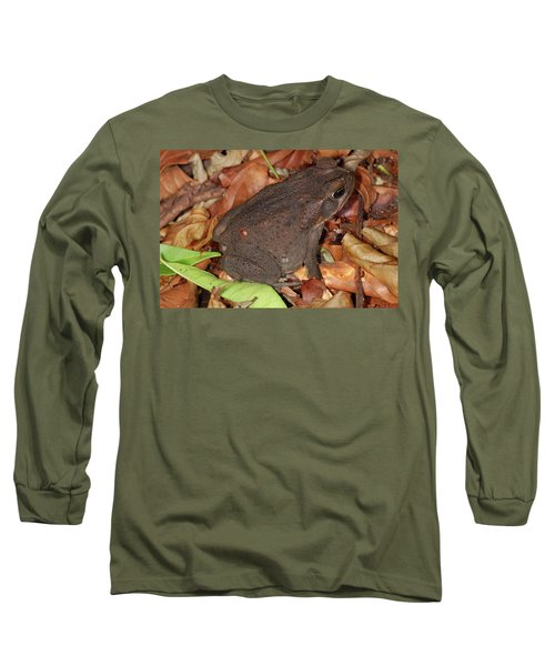 Cane Toad Long Sleeve T-Shirt