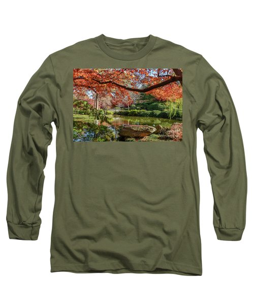 Canopy Of Fire Long Sleeve T-Shirt