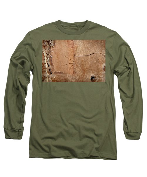 Can't See Me Long Sleeve T-Shirt by Lynda Dawson-Youngclaus