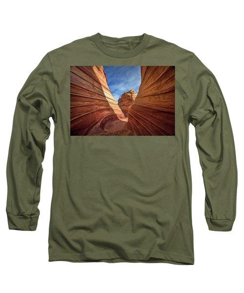 Canyon Atthe Wave Long Sleeve T-Shirt