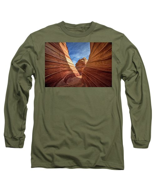 Canyon Atthe Wave Long Sleeve T-Shirt