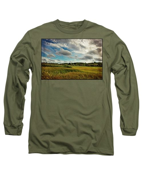 Cape Cod Marsh 2 Long Sleeve T-Shirt