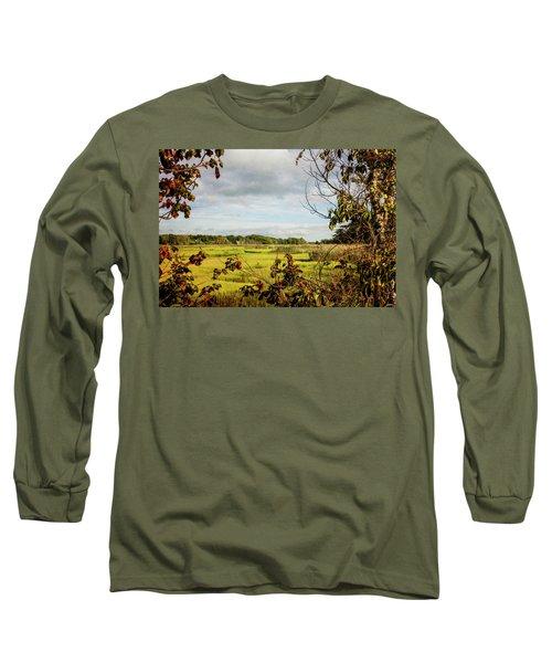 Cape Cod Marsh 3 Long Sleeve T-Shirt