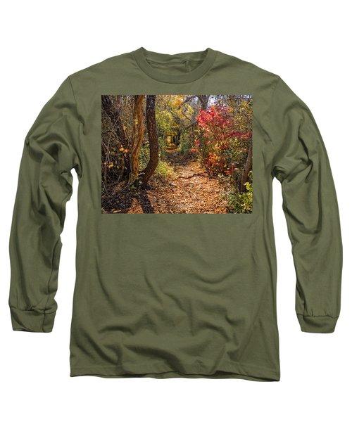 Cape Cod Path Long Sleeve T-Shirt
