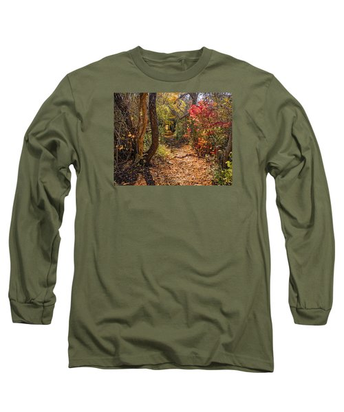 Cape Cod Path Long Sleeve T-Shirt