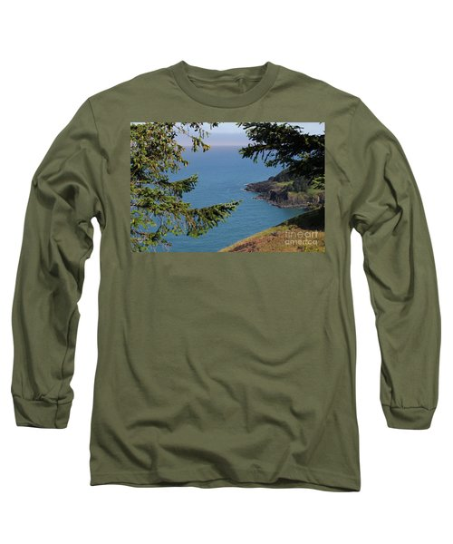 Cape Foulweather  Long Sleeve T-Shirt
