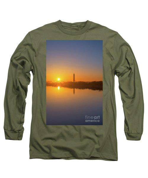 Cape May Reflections  Long Sleeve T-Shirt