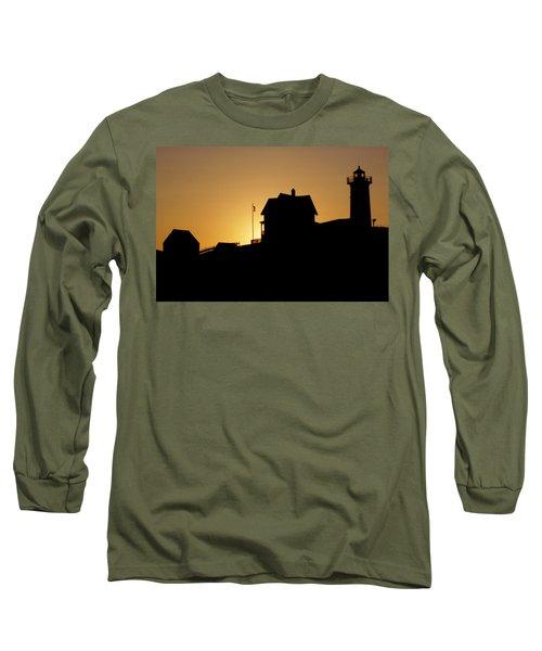 Cape Neddick-nubble Light Long Sleeve T-Shirt
