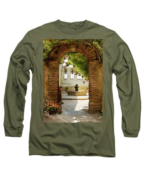 Capistrano Gate Long Sleeve T-Shirt
