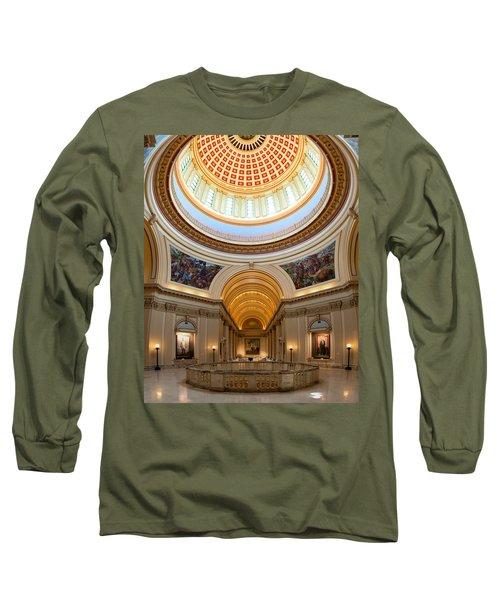 Capitol Interior II Long Sleeve T-Shirt