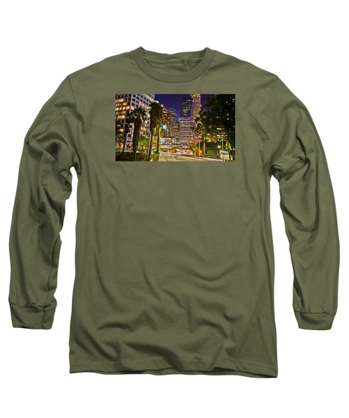 Captive In The City Light Embrace Long Sleeve T-Shirt