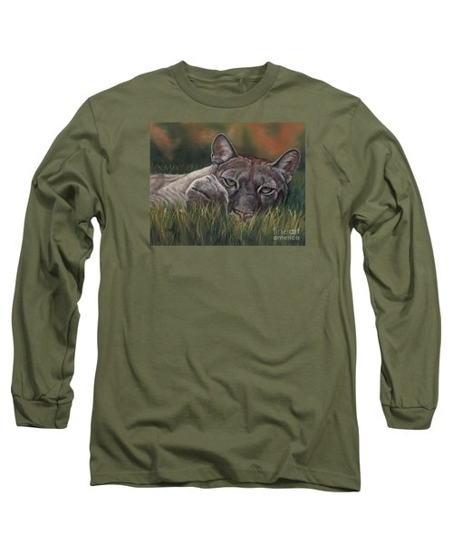 Carez...i Has None Long Sleeve T-Shirt