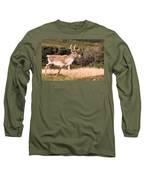 Caribou Long Sleeve T-Shirt