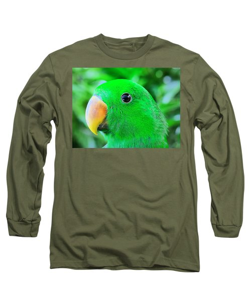 Carlos Avila Long Sleeve T-Shirt