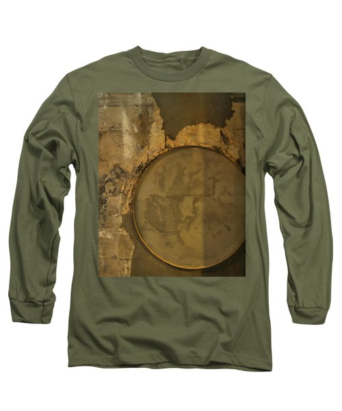 Carlton 3 - Abstract Concrete Long Sleeve T-Shirt