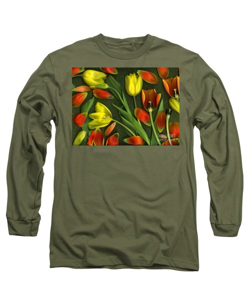 Carnival  Long Sleeve T-Shirt by Christian Slanec
