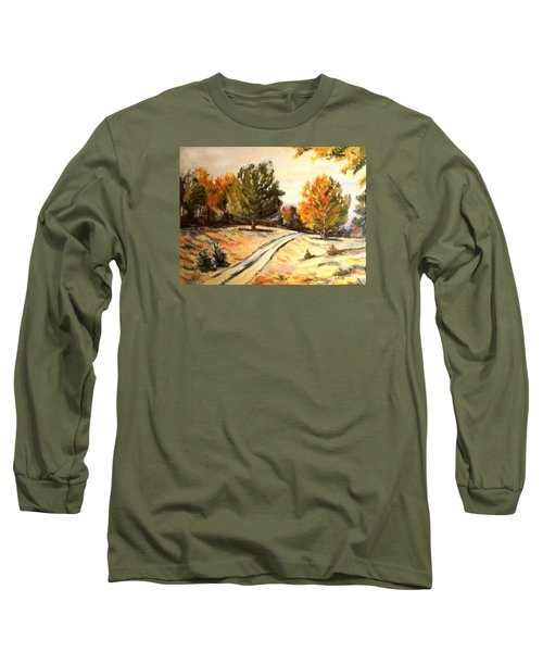 Carriage Path Long Sleeve T-Shirt