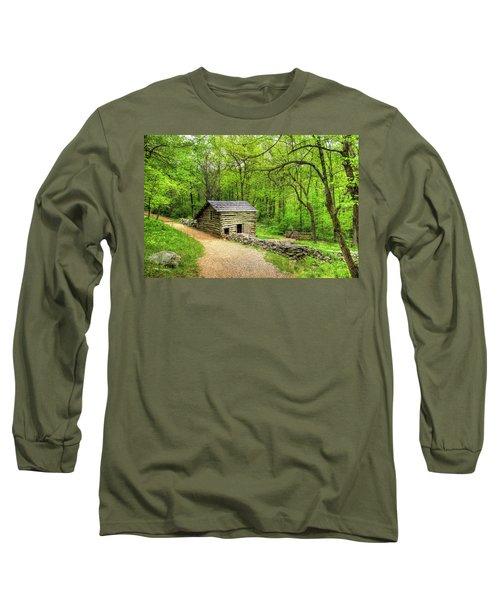 Carter Farm Barn Long Sleeve T-Shirt