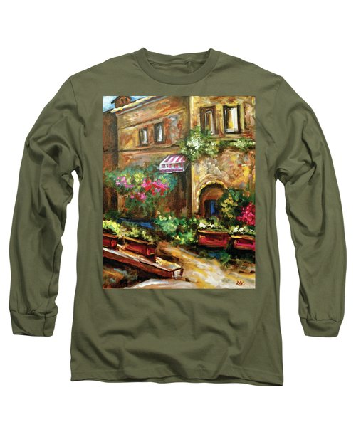 Casa Bella Long Sleeve T-Shirt