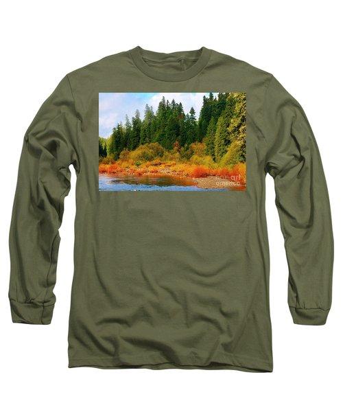 Cascade Autumn Long Sleeve T-Shirt