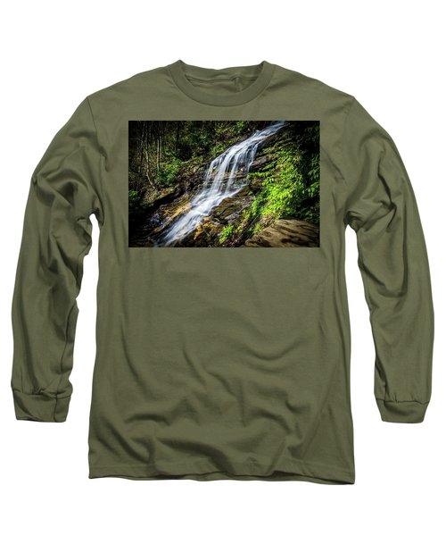 Cascade Falls Long Sleeve T-Shirt
