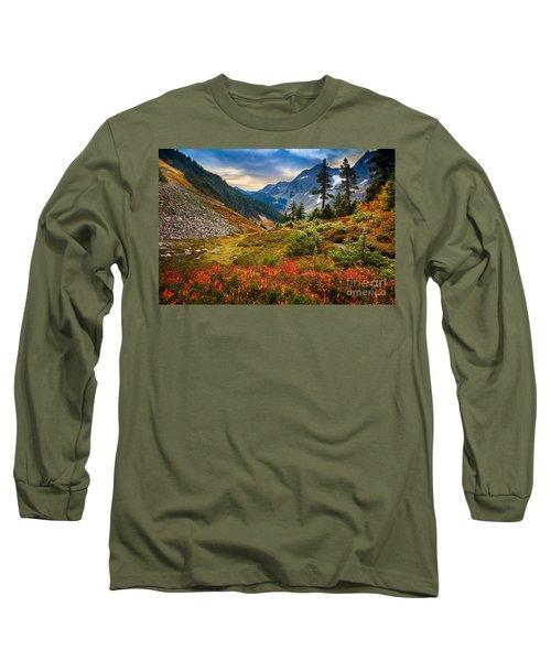 Cascade Pass Fall Long Sleeve T-Shirt