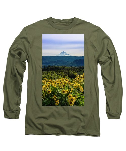 Cascade Spring Long Sleeve T-Shirt