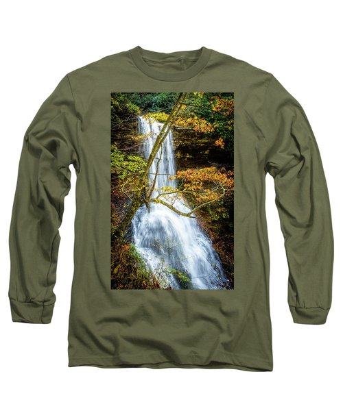 Cascades Deck View Long Sleeve T-Shirt